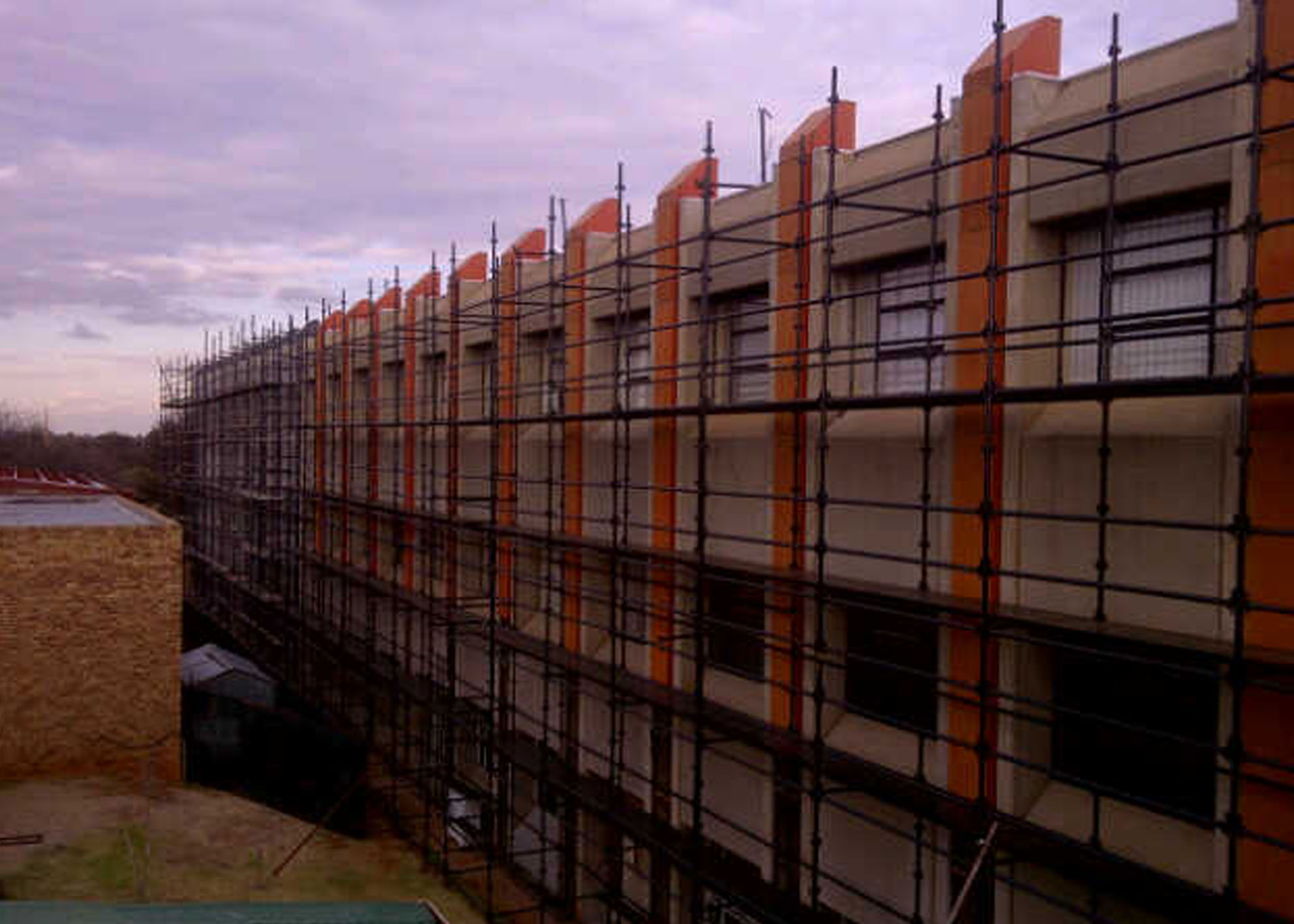 Refurbishment of 3 Story Building