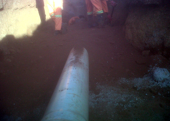 Sewerage Pipeline