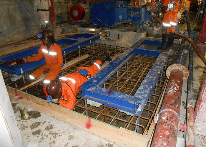 Underground Flood Mitigation